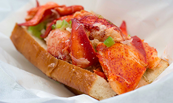 Sam's Famous Maine Lobster Roll