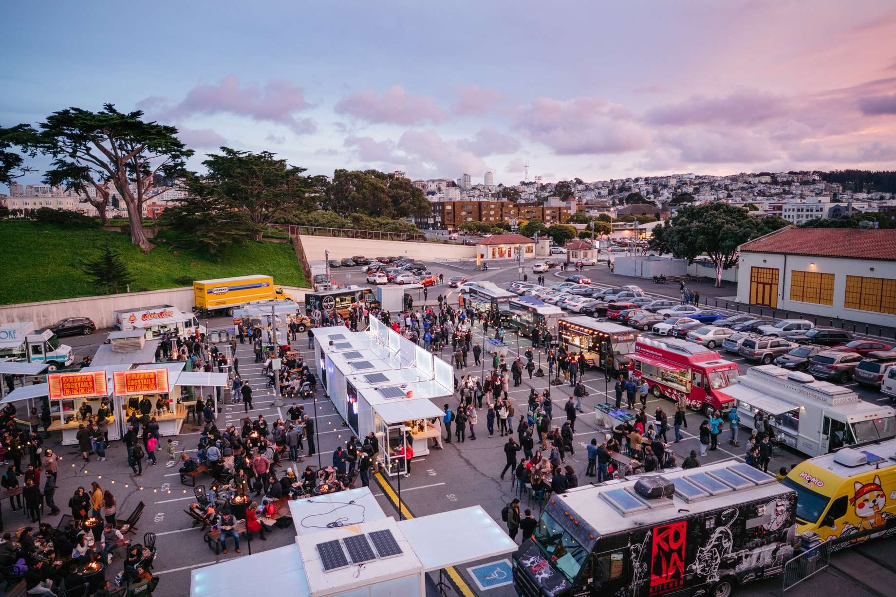 best food trucks in San Francisco and where to find them