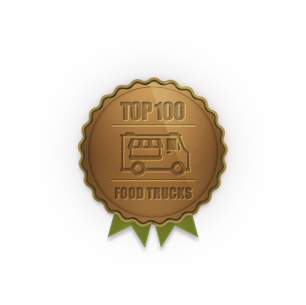 food truck invasion top 100 food trucks badge