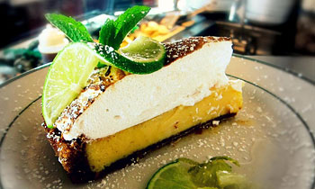 Sam's Key Lime Pie